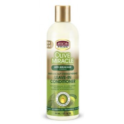 Olive Miracle Anti Breakage Leave In Conditioner