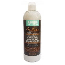 Shea Moisture African Black Soap - Bamboo Charcoal Balancing Conditioner