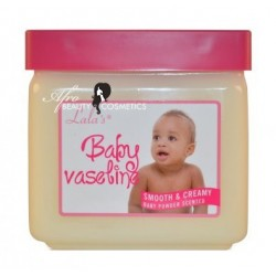 Lala's Baby Vaseline Smooth & Creamy