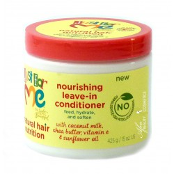Just For Me Natural Hair Nutrition Nourishing Leave-In Conditioner