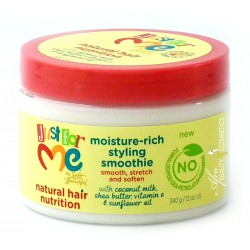Just For Me Natural Hair Nutrition Moisture-Rich Styling Smoothie