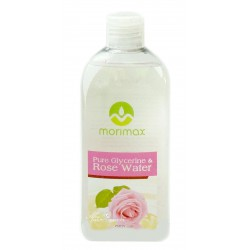Morimax Pure Glycerine & Rose Water