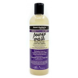 Aunt Jackie's Grapeseed Power Wash Intense Moisture Clarifying Shampoo