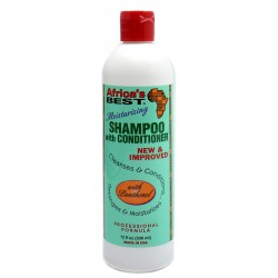 Africa's Best Moisturizing Shampoo With Conditioner