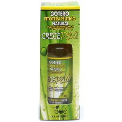 Crecepelo Gotero Fitoterapeutico Natural Hairtreatment Vitamine Oil