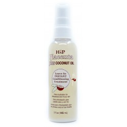 Hask Placenta Plus Coconut Oil Leave-In Treatment
