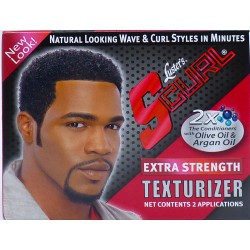 Scurl Extra Strength Texturizer 2 Pack