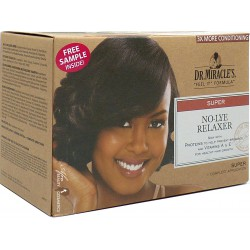 Dr. Miracle's Relaxer Super