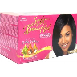 Soft & Beautiful Relaxer- Ultimate Protection Super