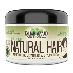 Taliah Waajid Shea Coco Natural Hair Moisturizing Detangling & Styling Cream