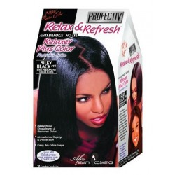 Profective Relaxer Plus Color Kit Silky Black Nr.19