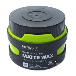 Menstyle Collection Clay Wax (brown)