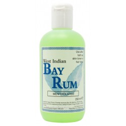 West Indian  Bay Rum (green)