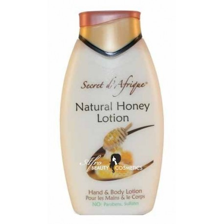 Secret d'Afrique Natural Honey Lotion