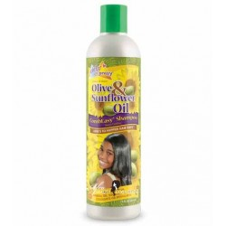 Sofn' Free N Pretty Olive And Sunflower Oil Combeasy Shampoo
