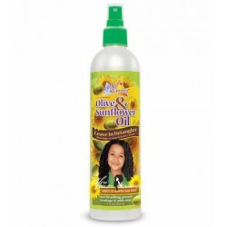 Sofn'Free GroHealthy Olive and Sunflower Oil Leave In Detangler