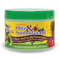 Sofn'Free N'Pretty Olive and Sunflower Oil Hair and Scalp Nourisher