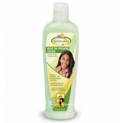 Sofn' Free N' Pretty GroHealthy Olive and Sunflower Oil Moisturizing Lotion
