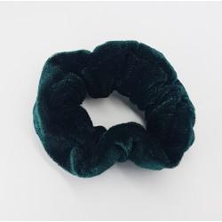 Srunchie Velvet Zwart