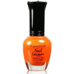 Kleancolor Nagellak 19 Neon Orange