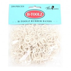 Rubber Bands-Mini Elastiekjes Wit