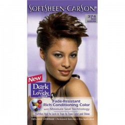 Dark and Lovely Haircolor 374 Rich Auburn