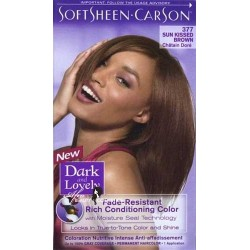 Dark and Lovely Haircolor 377 Sunkissed Brown