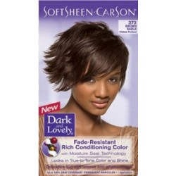 Dark and Lovely Haircolor 373 Brown Sable