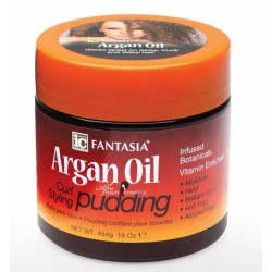 Fantasia IC ArganOil Curl Styling Pudding