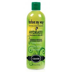 Texture My Way Hydrate Intensive Moisture Softening Shampoo Cleanse