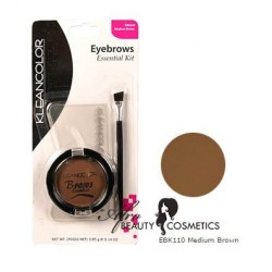 Brows Essential Kit EBK110 Medium Brown