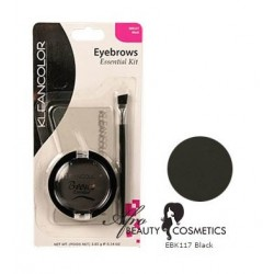 Brows Essential Kit EBK117 Black