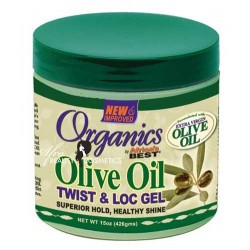 Africa's Best Organics Olive Oil Twist & Lock Gel