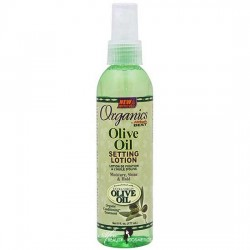 Africa's Best Organics Olive Oil Setting Lotion