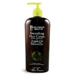 Hollywood Beauty Argan Smoothing Hair Creme Morocco