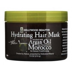 Hollywood Beauty Argan Hydrating Hair Mask