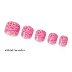 Baby Boo KNT1249 Dance In Pink