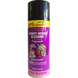Money House Blessing Spray Potpourri