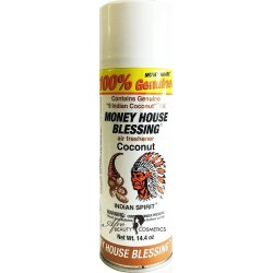 Money House Blessing Spray Coconut