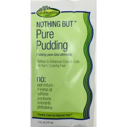 Sofn'Free Gro Healthy Nothing But Pure Pudding