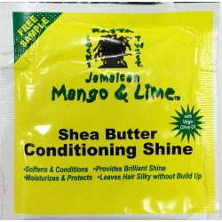 Jamaican Mango & Lime  Shea Butter Conditioning Shine
