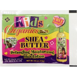 Africa's Best Organics Kids Shea Butter Hair Lotion