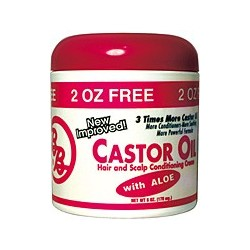 BB Castor Oil haarvet