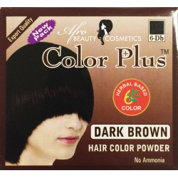 Color Plus Dark Brown