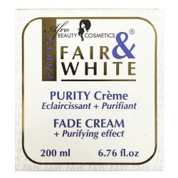 Fair & White Original Purity-Fade Cream