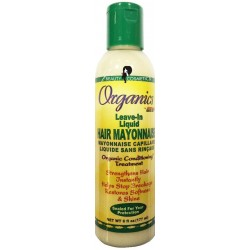 Organics Africa's Best Leave-In Liquid Hair Mayonnaise