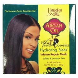 Hawaiian Silky Argan Oil Intense Repair Mask