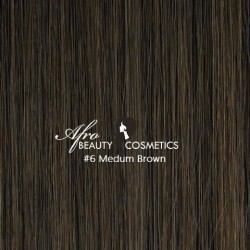Crimps 6 Medium Brown