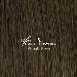 Crimps 8 Light Brown