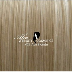 Short Loose Curl 22 Ash Blonde